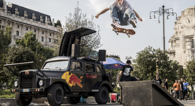 DC alla Red Bull Skate Week