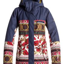 Roxy Torah Bright Jetty Block Jacket