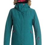ROXY Jet Ski Textured Jacket