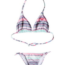 Roxy Girl's Bikini Little Indy Tri Set