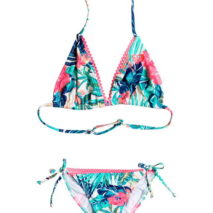 Roxy Girl's Bikini Jungle Poem Tri Set
