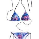 Roxy Bikini Mix Blossom Tri/Tie Scooter