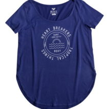 Roxy T-shirt Tulip Side Washed Heart Breakers