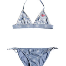 Roxy Girl's Nautical Summer Fixed Tri Set