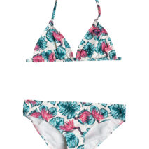 Roxy Girl's Beach Days Tiki Tri Set