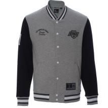 Majestic Senell Fleece Letterman Jacket