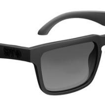 SPY Helm Matte Black – Grey