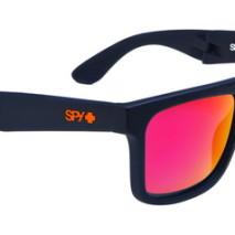 SPY Fold Matte Black Red Spectra