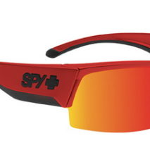 SPY Flyer Red – Happy Gray Green w/red Spectra™