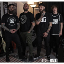 I Sunset Radio entrano nel roster DC Shoes