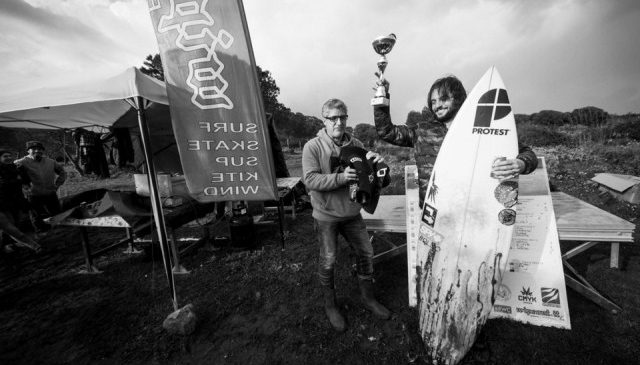Lorenzo Castagna vince il Su Guventeddu Surf Contest