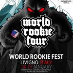 Union partner del World Rookie Fest di Livigno