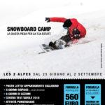 Zenta: snowboard estivo con Roxy, DC, Union e CAPiTA
