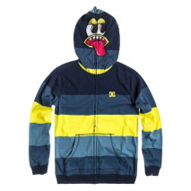 DC Felpa Cappuccio Zip Boog Eyes FZH BY