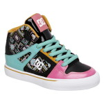 DC Shoes Kids Spartan Hi SE