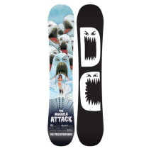 DC Snowboards Hellcity