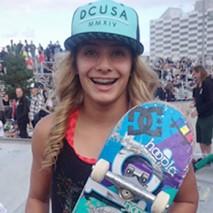 Alana Smith: identikit di una campionessa di skate