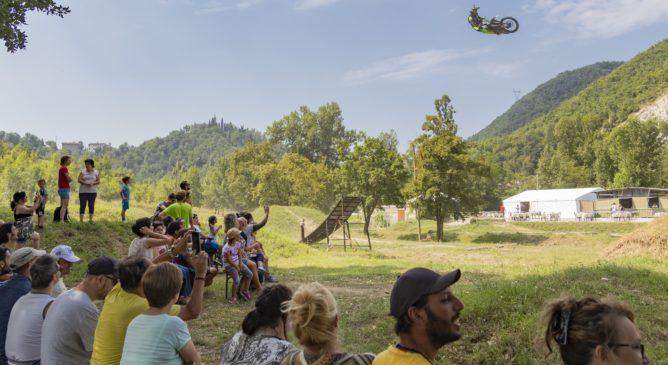 Alvaro Dal Farra presenta il Riding Superpark DABOOT