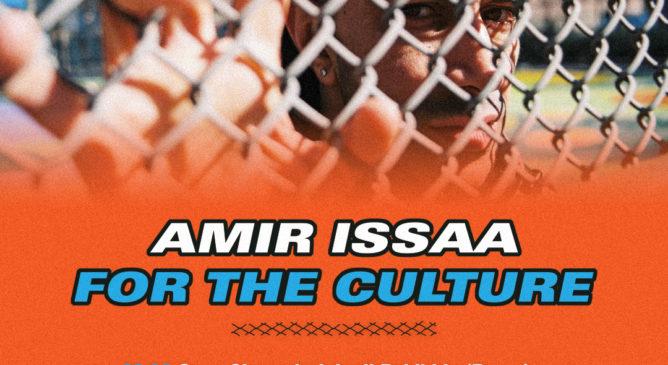 Amir Issaa: 4 eventi in 4 carceri italiane