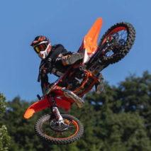Bianconcini presenta la sua nuova moto