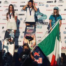 Claudia Pagnini vince il titolo europeo under 19