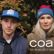 Online la collezione COAL Fall Winter 2017/2018