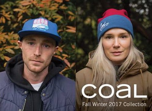 Online la collezione COAL Fall Winter 2017/2018