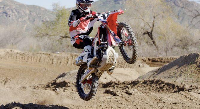 Cole Seely è un mago del motocross
