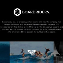Boardriders acquisisce Billabong