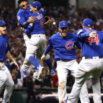 Party like it's 1908! Cubs are Champs!