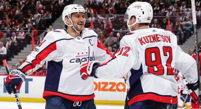 NHL – Hots & Nots of the Week 1