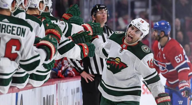 NHL – Hots & Nots of the Week 5