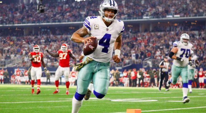 NFL Week 9: tanti punti, altrettanti dubbi