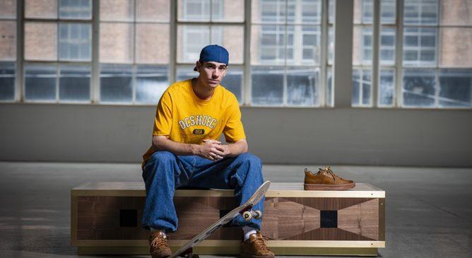 DC e Buscemi: un tributo allo skateboarding e all'Italia