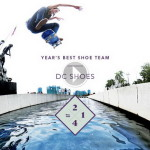 DC Shoes best team 2014 di The Skateboard Mag