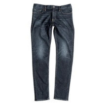 DC Washed Slim Jeans Medium Stone
