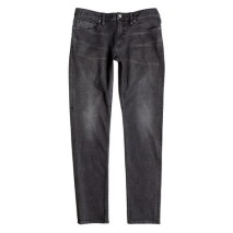DC Washed Slim Jeans Medium Grey