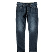 DC Washed Straight Jeans Medium Stone Stretch