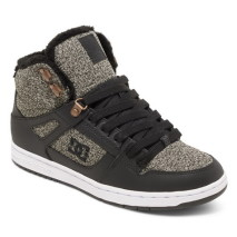 DC Shoes Wo's Rebound High WNT