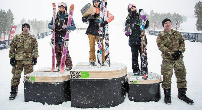 La ROXY Girl Kelly Sildaru vince lo slopestyle al Dew Tour