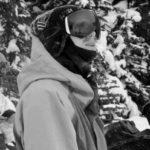 Un po' di freeride con lo snowboarder Dustin Craven