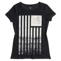 DC Shoes T-shirt m.c. Solid Wmn Tee Wo's