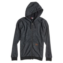 DC Shoes Felpa con zip Core Zip Print