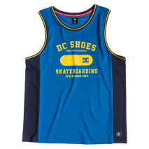 DC Shoes Canotta Letter Word Tank