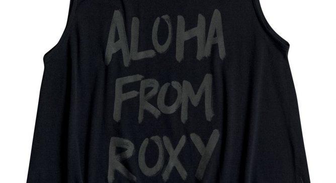 Roxy Rock Retrò: la collezione per spiriti liberi