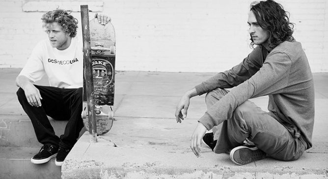 Lo skate per Evan Smith: pura attitudine street