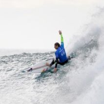 Pro Bells Beach: Fioravanti si ferma al Round 2