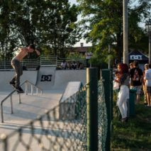 DC Skate with us: video report da Gambettola