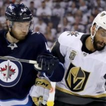 Jets – Golden Knights: scontro finale