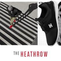 DC Shoes presenta the Heathrow
